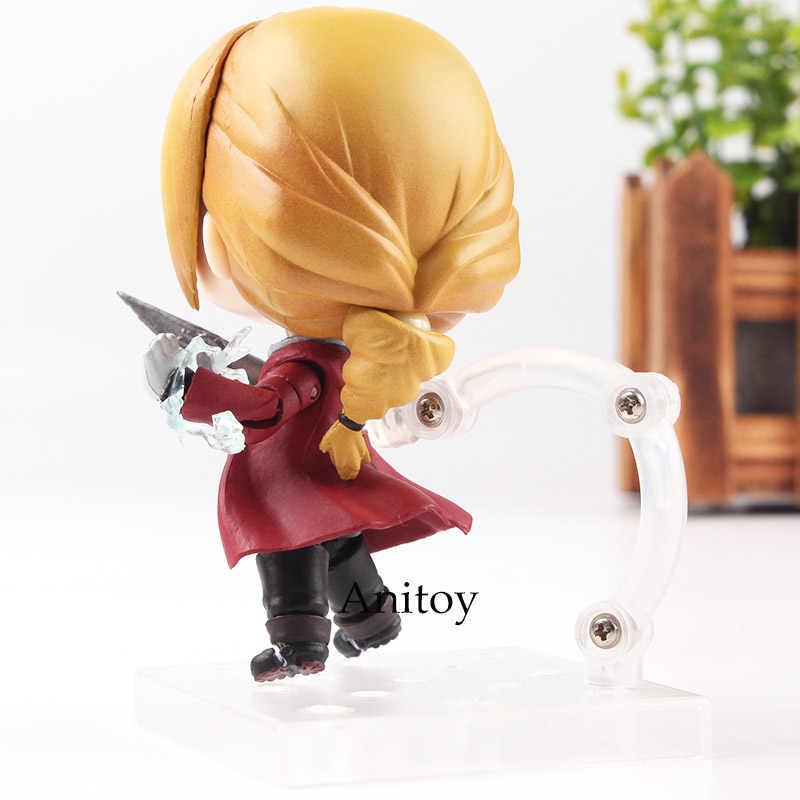 Goodsmile Nendoroid 788 Стальной алхимик Эдварда Элрика аниме Эдварда Элрика ПВХ фигурка Коллекционная модель игрушки