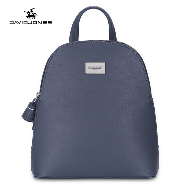9320d6dd61 DAVIDJONES women shoulder bags pu leather female backpacks large lady solid  back bag girl brand teenager softpack drop shipping
