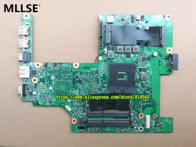 все цены на  High quanlity Laptop Motherboard Fit For Dell Vostro 3500 CN-0PN6M9 0PN6M9 PN6M9 Mother board  онлайн