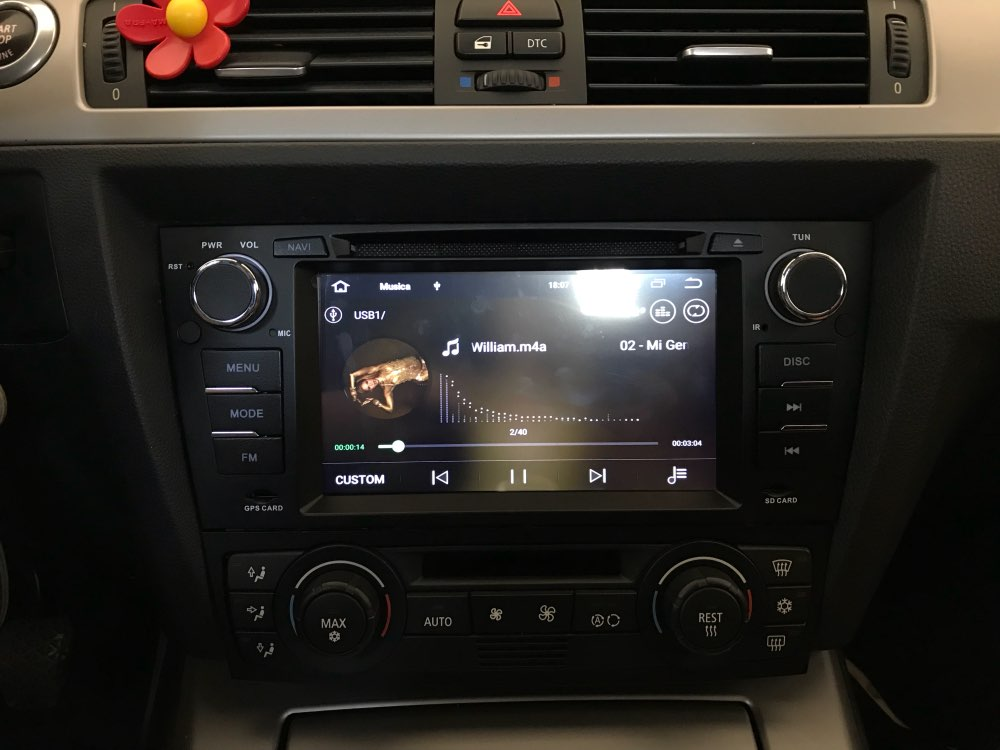 Ips Screen Android 80 4g Ram Car Gps For Bmw E90 E91 E92 E93 Dvd Rhaliexpress: 2007 328i Bmw Screen Radio At Gmaili.net