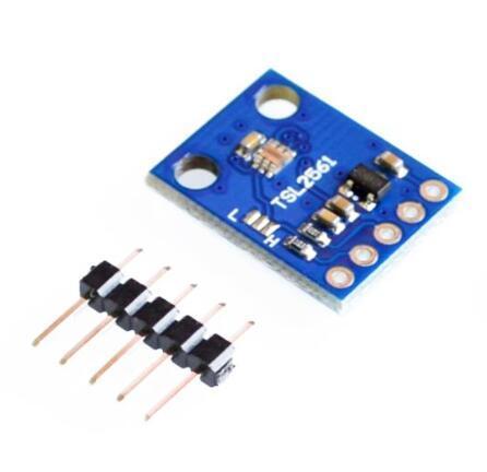 GY-2561 TSL2561 Luminosity Sensor Breakout infrared Light Sensor module integrating sensor AL for arduino