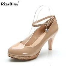 Бесплатная доставка высокий каблук клин женская обувь сексуальное платье модной обуви насосы P11361 EUR размер 33-43