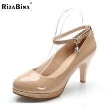 free shipping high heel wedge shoes women sexy dress footwear fashion pumps P11361 EUR size 33-43