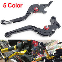 New Style Motorcycle CNC Aluminum Folding Extendable Motorbike Brake Clutch Levers For Yamaha YZF R3 2015