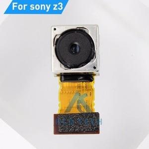 Image 2 - Основная задняя камера Dower Me для Sony Xperia Z3 D6603 D6653 D6633 двойная большая камера гибкий кабель запасные части 20,7 МП