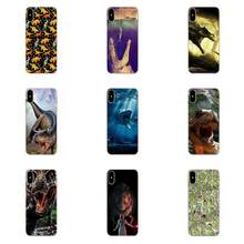 Phone Case Silicone For Xiaomi Redmi Note 2 3 3S 4 4A 4X 5 5A 6 6A Pro Plus Lego Jurassic World Dinosaurs Indominus Rex(China)