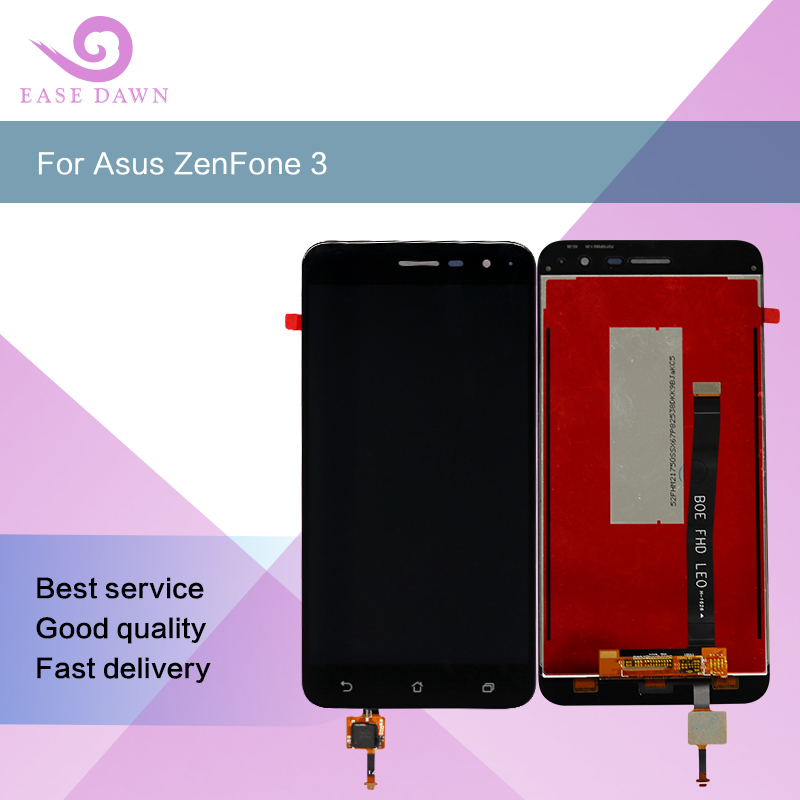 For Asus ZenFone 3 ZE520KL  Z017D LCD IPS screen LCD Display Screen+Touch Panel Digitizer Assembly For Asus Display OriginalFor Asus ZenFone 3 ZE520KL  Z017D LCD IPS screen LCD Display Screen+Touch Panel Digitizer Assembly For Asus Display Original