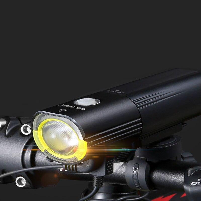 Велосипедный USB светильник L2, светильник для велосипеда, светодиодный портативный светильник для мобильного телефона с 26650 батареей, водонепроницаемый велосипедный светильник s - 6