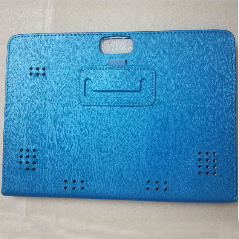 Myslc PU Leather Cover for BQ Aquaris M10 Ubuntu Edition 10.1 inch Tablet Folio Stand Case