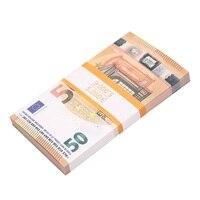 Опора деньги реалистичные евро 50 примечаний Европейский идеально подходит для фильмов реклама социальных медиа реальные
