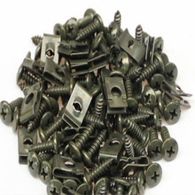 m4 m5 self tapping screw drilling with clip 50set/lot free shipping