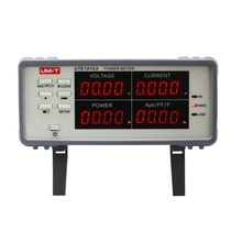 Uni-t Bench True RMS Voltage Current Digital Power Factor & Power Meter Analyzer Range 3000W UTE1010A