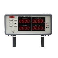 Uni t Bench True RMS Voltage Current Digital Power Factor & Power Meter Analyzer Range 3000W UTE1010A