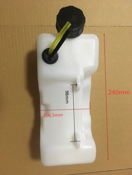 43CC 40-5 Middle Mouth Brush Cutter Trimmer Fuel Tank Assy.