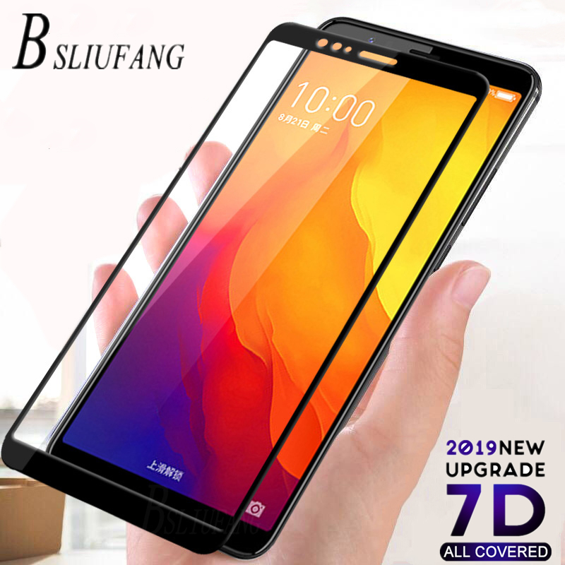 BSLIUFANG 7D Full Cover Tempered glass For Huawei Mate 20 Pro P20 Lite P smart Screen Protector film For huawei Mate 9 10 Lite