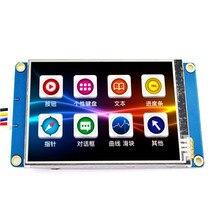 3,5 дюймов usart HMI последовательный экран с настройкой экрана с картинкой из текста TFT ЖК-дисплей модуль