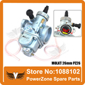 MOLKT 26mm Carb Carburetor PZ26 Fit 110cc 125cc dirt pit bike chinese ATV Quad Buggy with 4 stroke engine Free Shipping