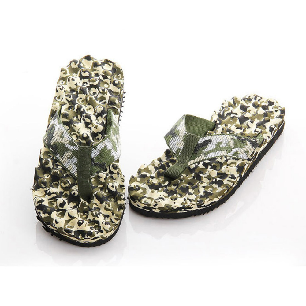 SCYL New Arrival Fashion Summer Style Male camoflage Slippers Men Fashion Sandals Thong Casual Sandals Slip