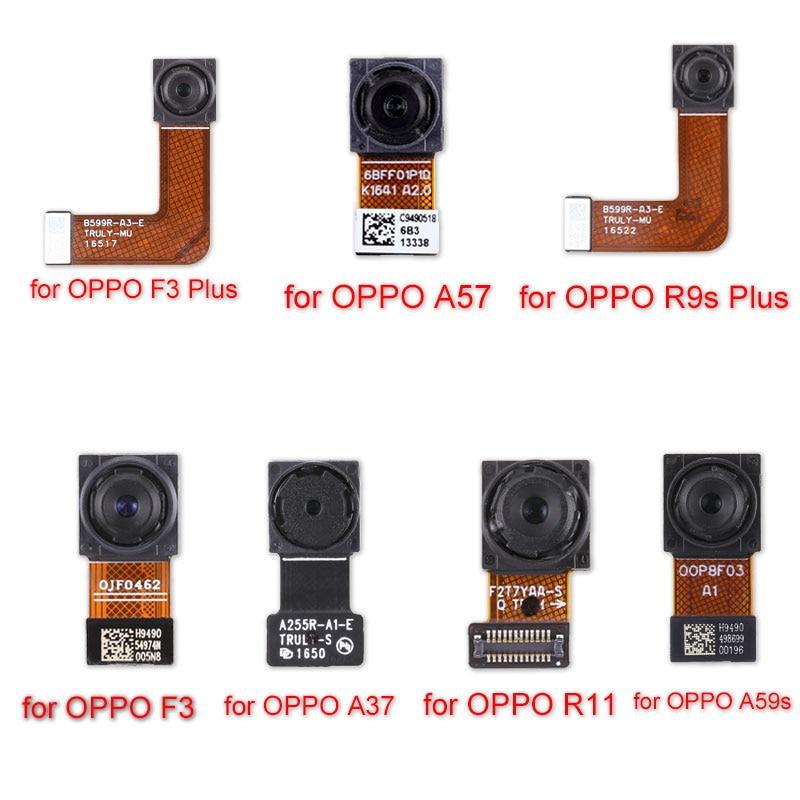 H   New For OPPO F3 Plus\A57\A37\F3\R9s Plus\R11\A59s Front Facing Camera Module Replacement Repair Parts
