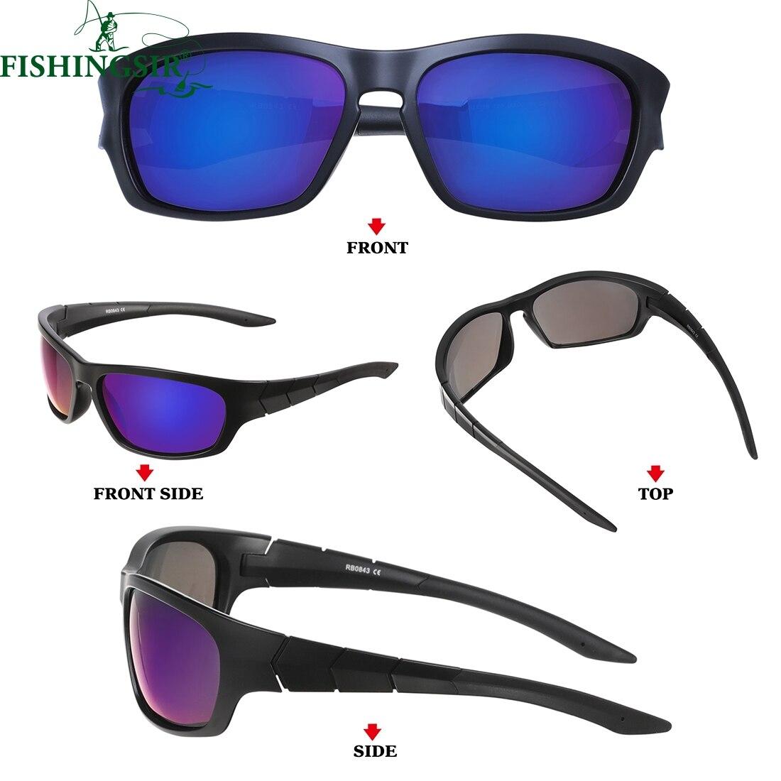 Поляризационные Рыбалка Солнцезащитные очки для женщин для Для мужчин Для женщин UV400 защиты спортивные Велоспорт зима Защита от солнца Очк...