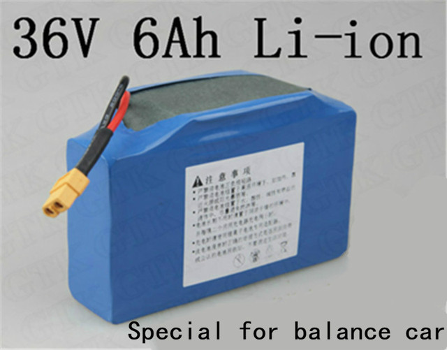 36v 6ah Li Ion Battery Pack 18650 Lithium Ion 36v 6000mah 36v 4 4ah