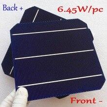 Новейшая Двусторонняя моно солнечная панель Cell-4BB моно солнечная батарея с достаточным количеством фотоэлектрических лент солнечная батарея провод-Солнечная энергия Гибкая солнечная батарея