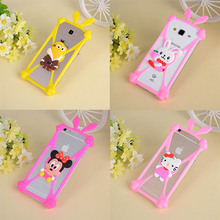 Newest Fashion Silicon Soft Universal Cute Cartoon Pattern(21 Styles) Phone Case For MTC Smart Surf 2 4G/ZTE Blade A210