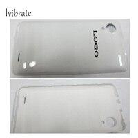 Lenovo P770 Için orijinal arka kapak pil Kapı Kasa Kapak Için Lenovo P 770 Cep telefonu pil kapağı telefon kılıfı ücretsiz nakliye