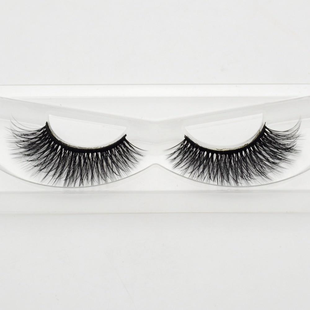 2518072f172 visofree Scarlett Beauty mink eyelashes 3D MINK False Eyelashes Messy Cross Dramatic  Fake Eye Lashes Professional Makeup Lashes-in False Eyelashes from ...