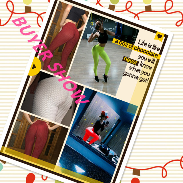 2018 Sexy Women High Elastic Fitness Sport Leggings Yoga Pants Slim Running Tights Sportswear Sports Pants Trousers Clothing