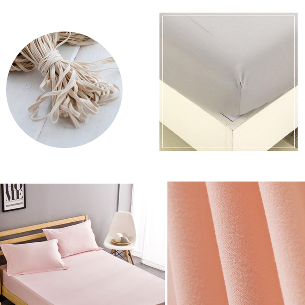 Cotton Bed Cover Bug Proof Bed Sheet Pad Waterproof Mattress Protector Bed Bug Proof Dust Mite Mattress 150*200+20cm