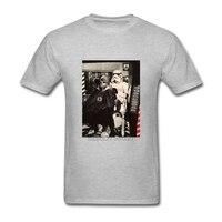Yeni Geliş Erkek T Shirt Star Wars Stormtrooper Chewbacca Berber Dükkanı Fotoğraf tshirt Moda Tasarım Baskı Erkekler Pamuk Tee