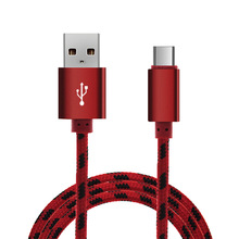 USB Type C Cable Braided Fast Charging C