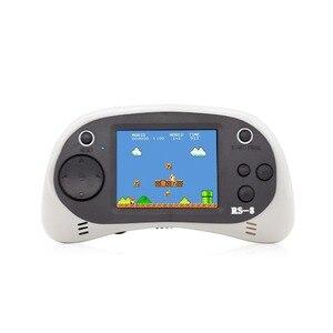 Image 1 - RS 8 Console de jeu portable pour enfants construit en 260 classique vieux jeux vidéo 2.5Lcd rétro Arcade joueur de jeu TV sur cadeau danniversaire