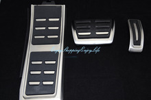 DSG Sport Fuel Brake Footrest Pedal AT For Audi A4 S4 RS4,A5 S5 RS5 8T,Q5 SQ5 8R