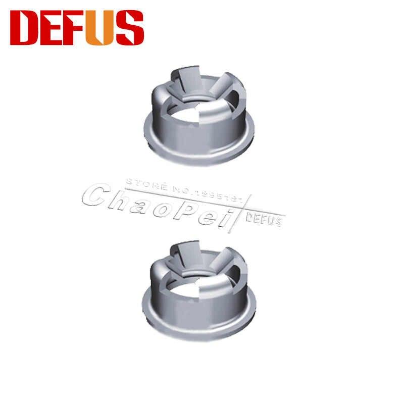 工場販売50ピースブランドdefus 5.7*3.3*11.4ミリメートルプラスチックo-リングインジェクターキャップ自動車部品用ユニバーサル車修理キットDF-31033