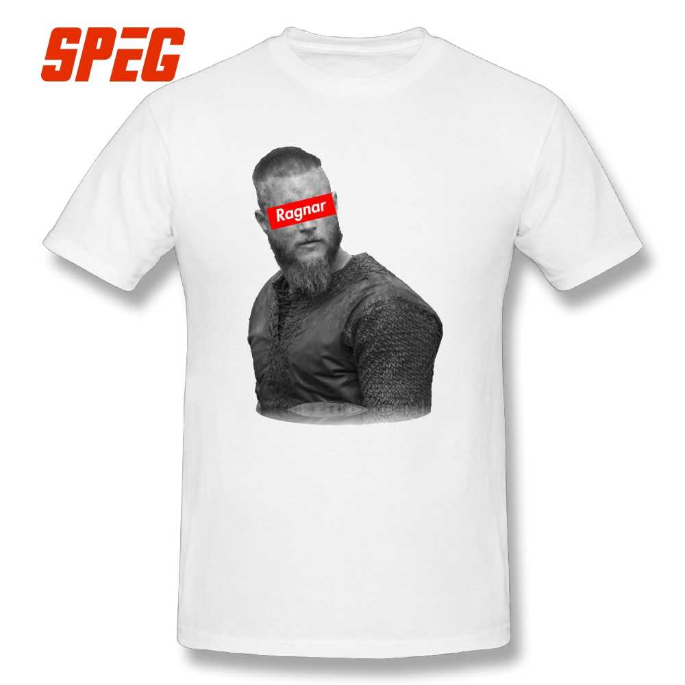 a336ef5a Cool T Shirts for Guys SuprRagnar Ragnar Tops Vikings Youth Short Sleeve T-Shirt  Male