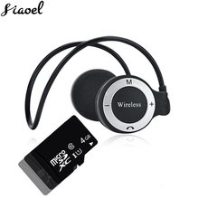 Bluetooth Or TF Card Sport Earphone Bluetooth Headset Stereo Headset In Ear Headphone Wireless For Xiaomi Huawei Mobilephone ttlife wireless wired bluetooth earphone tf card sport stereo music subwoofer headphone with mic for android phone xiaomi huawei