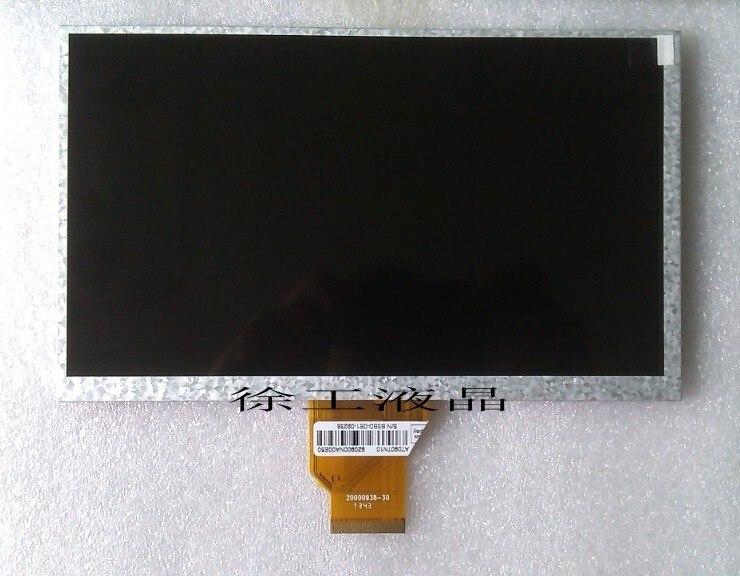 Nouveau paquet original 9 pouce écran LCD AT090TN12 V3 écran LCD AT090TN12 V.3
