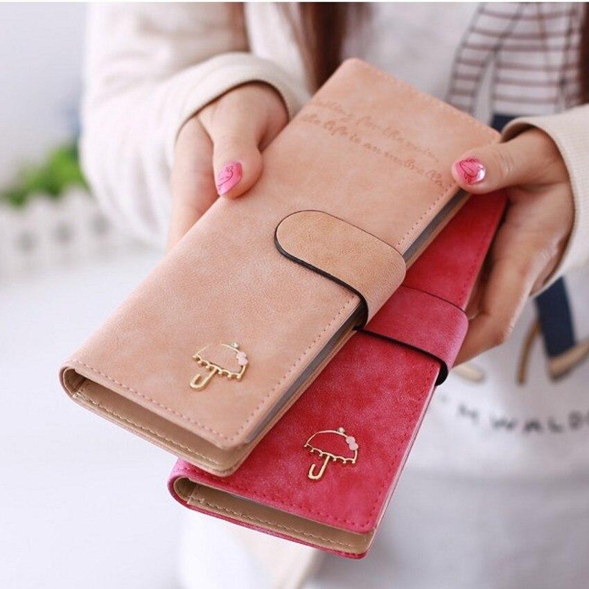 55 carte femmes femelle en cuir portefeuille d'affaires id carte de crédit caisse de support couverture du passeport titulaire de la carte portefeuilles carteira feminina