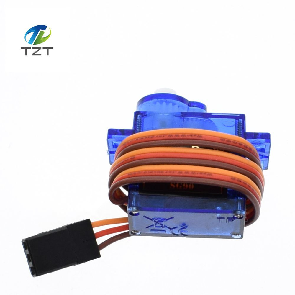 Smart Electronics 10Pcs Rc Mini Micro 9g 1.6KG Servo SG90 for RC 250 450 Helicopter Airplane Car Boat