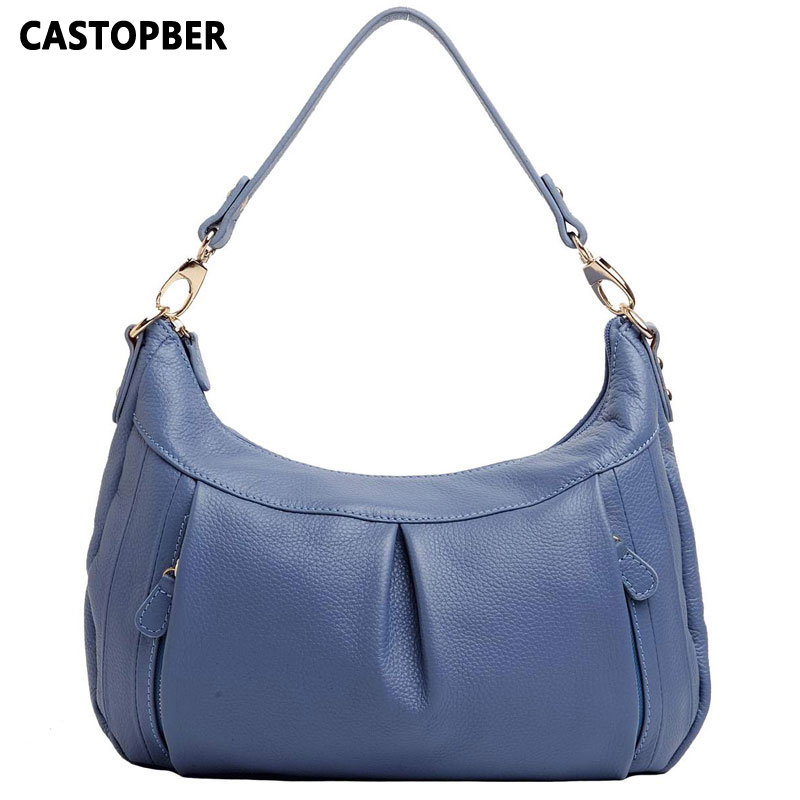 Fashion Women Messenger Bags Famous Brand Crossbody Shoulder Tote Ladies Quality First Layer Cowhide Genuine Leather Female Bag fashion women bags 100% first layer of cowhide genuine leather women bag messenger crossbody shoulder handbags tote high quality