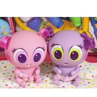 2019 Kids Toys Casimeritos Ksimeritos Juguetes With Neonate Nerlie Micro Kit Nerlie Neonate Babies Accessories Chivatita 8 Style