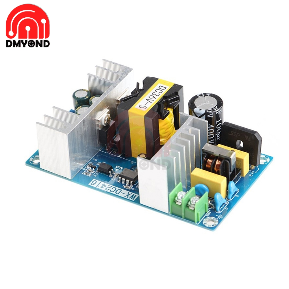 AC 110V 220V Converter DC 36 V MAX 6.5A 180W Regulated Transformer Power Driver 828 Promotio Drive Power Supply Module BoardAC 110V 220V Converter DC 36 V MAX 6.5A 180W Regulated Transformer Power Driver 828 Promotio Drive Power Supply Module Board