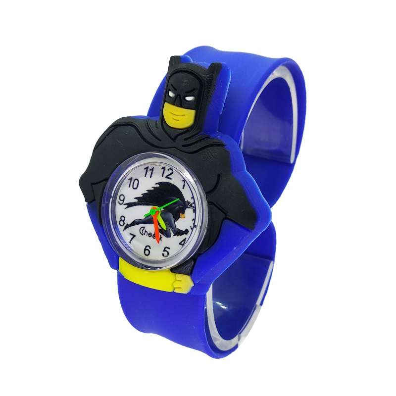 Cute Children's Watches Batman Kids Watches For Kid Baby Watch Man Clock Quartz Watches For Girls Boys Gifts Relogio Montre