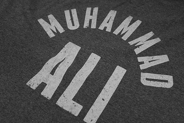 Muhammad Ali All Stars Raglan T-shirt MMA Fighting1
