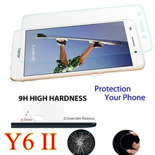 Tempered Glass For Huawei Honor Y6II Y6 II 2 y 6ii CAM-L23 CAM-L03 CAM-L21 CAM-AL00 CAM-UL00 CAM-TL00 Screen Protector SKLO glas(China)