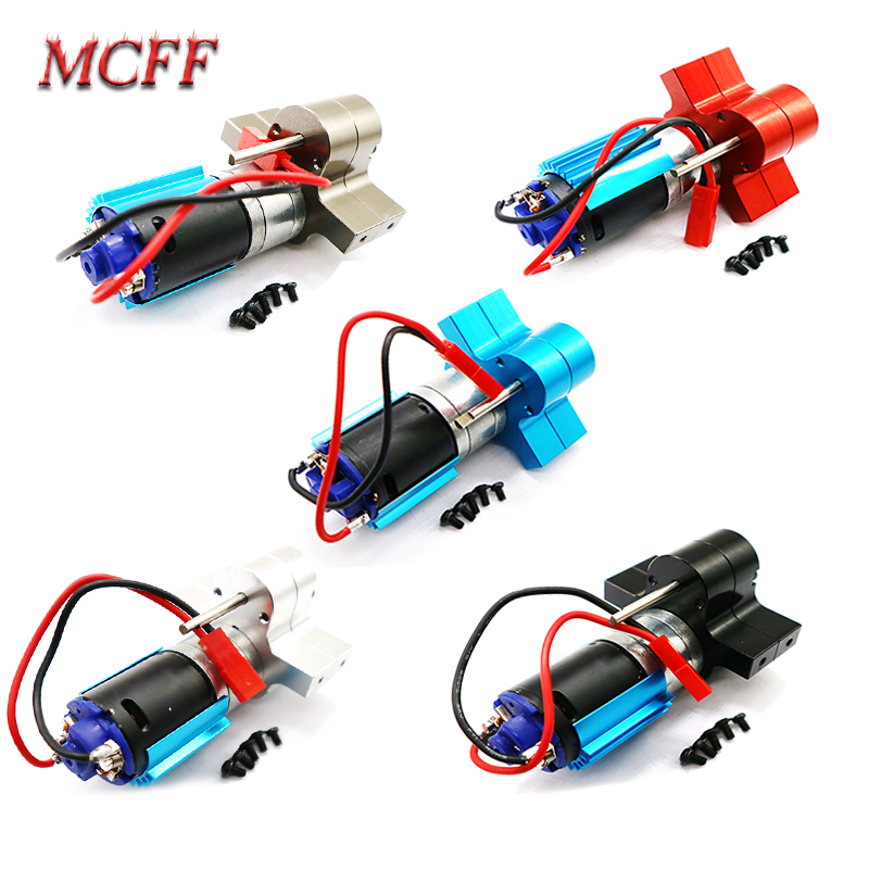 Replace Speed Gear Box Set Upgrade Spare <font><b>Parts</b></font> For WPL C14 C24 4WD 6WD RC Car for <font><b>JJRC</b></font> Q60/<font><b>Q61</b></font> Remote Control Metal <font><b>Parts</b></font> image