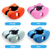 Swim float no inflation Double protection Safety kid's Ruff Swim neck floating ring Baby learn swimming rings float