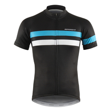 Men Short Sleeve Cycling Jersey Quick Dry Breathable Outdoor Sports Bike Riding Running Shirt